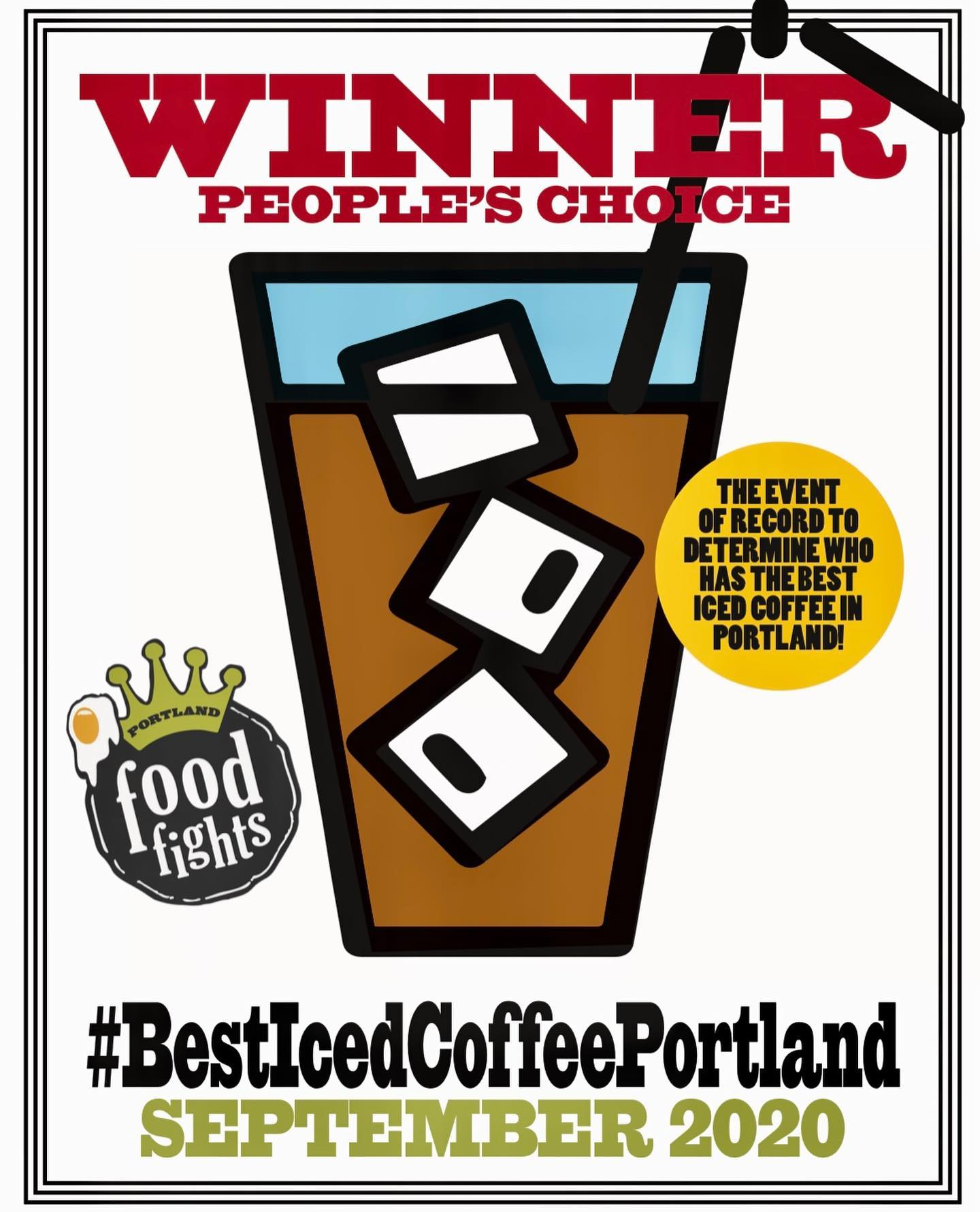Best Iced Coffee Portland 2020